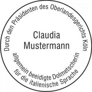 vereidigter Übersetzer Köln